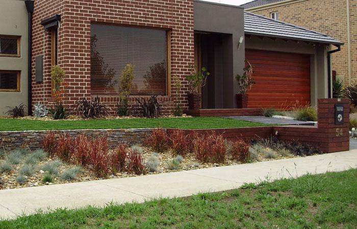 contemporary front garden ideas melbourne and more on trees decor - Front Garden Ideas Melbourne